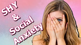 6 Ways to Overcome Shyness / Social Anxiety