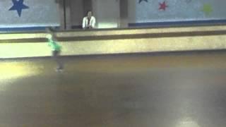 Jaclyn skates primary dance Lorain skate 5-19-13