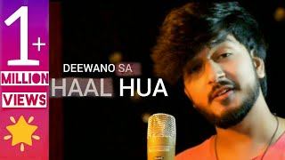 DEEWANO SA HAAL HUA | Tum Dil Ki | Dhadkan | Unplugged Soulful Version | Darpan Shah