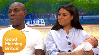 Frank Bruno Opens Up About the Joy of His First Grandchild | Good Morning Britain