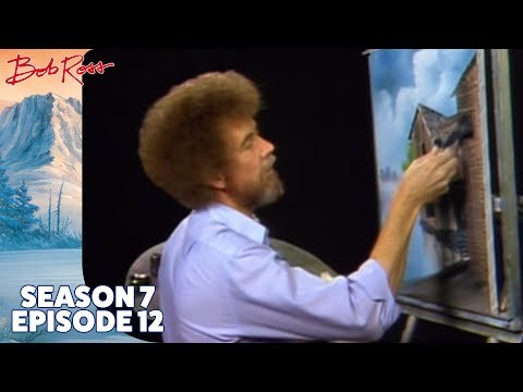 Bob Ross Dock Scene Season 7 Episode 12