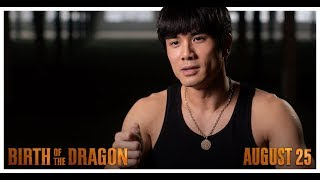 BIRTH OF THE DRAGON - BEHIND THE SCENES: