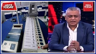 EVM Battle: Was EVM London Hackathon Event Staged By Congress?   News Today With Rajdeep