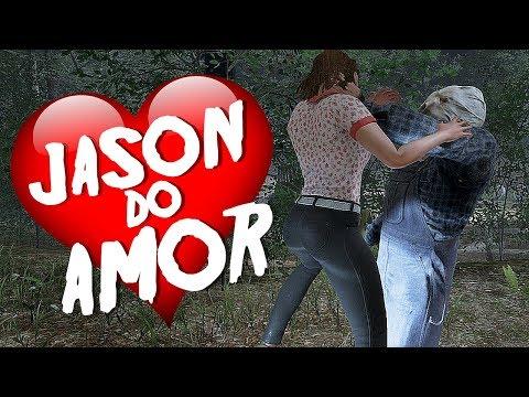 SEXTA FEIRA 13 - FUI JASON COM A MINHA NAMORADA - Friday The 13th