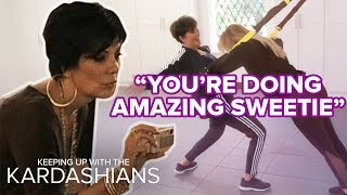 Proof That Kris Jenner Is All Our Moms   KUWTK   E!