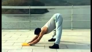 Shaolin Kung fu Stretching Training