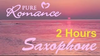 Romantic Saxophone Music Instrumental: 2014 Collection 1 (saxophone instrumental love songs)