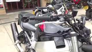 2000 Honda CBR 900RR Fireblade Streetfighter