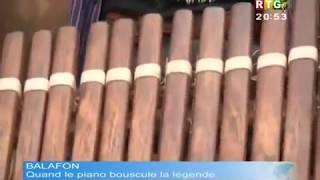 Reportage de RTG (Radio Télévision Guinéenne) de 21 Août, 2017