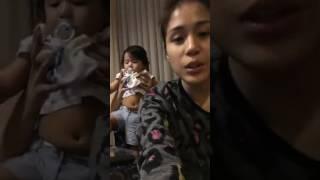 Alex and Toni Gonzaga Live Kulitan sa Bahay