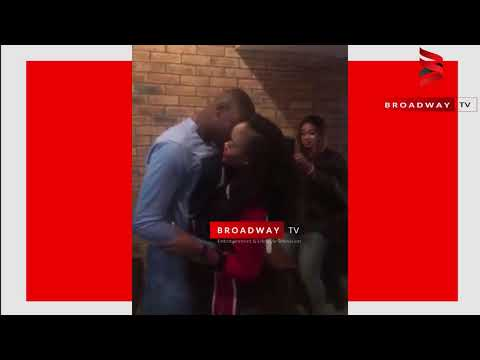 Xxx Mp4 Cee C And Leo Caught Holding Hands Hugging And Almost Locking Lips At Leo 39 S Birthday Dinner 3gp Sex