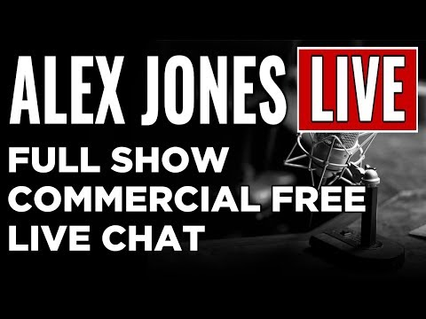 Xxx Mp4 LIVE 📢 Alex Jones Show • Commercial Free • Friday 4 20 18 ► Infowars Stream 3gp Sex