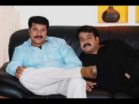 MOHANLAL with MAMMOOTY