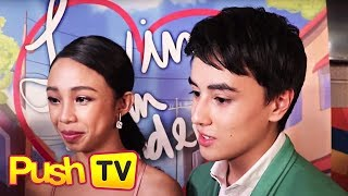 Push TV: MayWard, excited for the outcome of their first movie 'Loving in Tandem'
