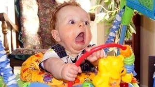 LAUGH YOUR HEAD OFF with FUNNY KIDS & BABIES - Funny BABY & KID compilation