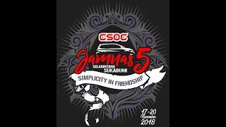 Jambore Nasional CSOC ke 5 - Sukabumi