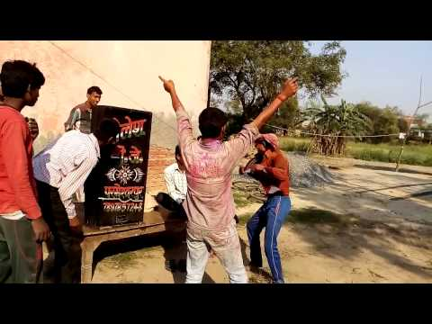 Desi Funny Dance: Indian Village