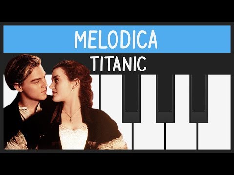 Titanic: My Heart Will Go On - Melodica Tutorial