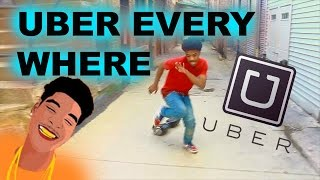 Trill Sammy - Uber Everywhere (Official Dance Video)