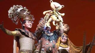 The Lion King - Disneyland Shanghai | World Premiere in Mandarin (2016)