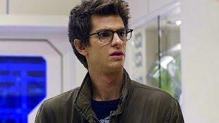 Spider Bites Peter Parker - Lab Scene - The Amazing Spider-Man (2012) Movie CLIP HD