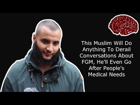 Xxx Mp4 Muslim Argues Sex Reassignment Surgery Is The Same As FGM 3gp Sex