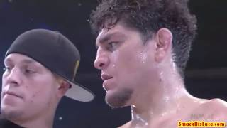 That Time when Nick Diaz showed Japan the Stockton Mentality