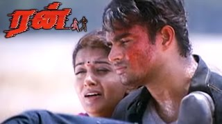 Run | Run Tamil full Movie Scenes | Madhavan thrashes Atul Kulkarni | Run Climax Fight | Run Movie
