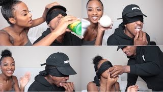 Whats in My Mouth Challenge