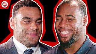 Bad Joke Telling | 2017 Draft Rookies