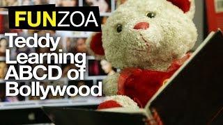 Teddy Learning ABCD At Bollywood Film School