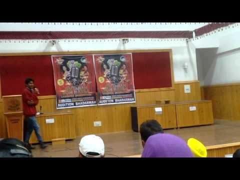 Xxx Mp4 Drunker Acting By Niraj Bamotra At Bhaderwah Campus University Of Jammu 3gp Sex