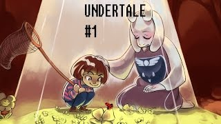 A TALE OF MAN AND MONSTER - Undertale #1
