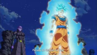 Goku Meets Hit Again -Dragon Ball Super Episode 71English Sub