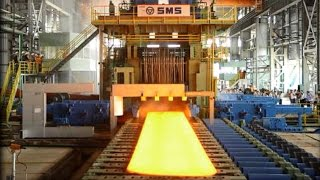Metalwork   Modern technology of steel rolling mill - Technology solutions