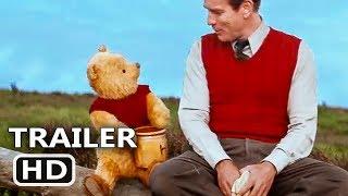 CHRISTOPHER ROBIN Official Trailer # 3 (2018) Ewan McGregor, Winnie the Pooh Disney Movie HD