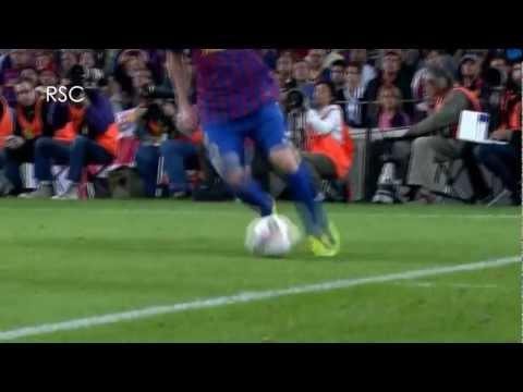 Lionel Messi Best Dribblings & Runs 2011 2012 HD