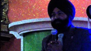 Lion Shaminder Singh Batra