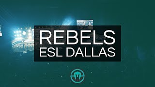 IMT Rebels - Highs and Lows of ESL Dallas (CS:GO Documentary)