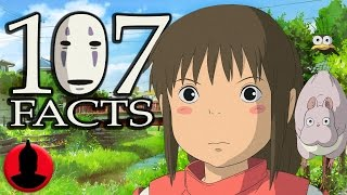 107 Spirited Away Facts - (ToonedUp #183) | ChannelFrederator