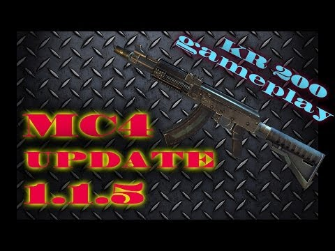 Modern combat 4 - 1.1.5 update info - kr 200 gameplay