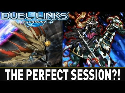 THE PERFECT SESSION?!   YuGiOh Duel Links Mobile w/ ShadyPenguinn