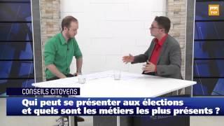 Conseils citoyens - Devenir politicien