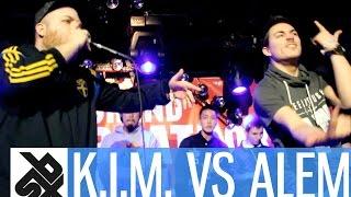 K.I.M. (FRA) vs ALEM  (FRA) | GBBB