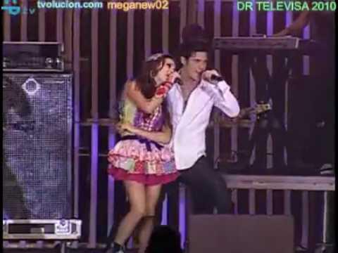 Patito y mateo cantan pintando el amor en Veracruz