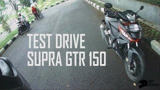 #Vlog 13 || Test Drive Supra GTR 150