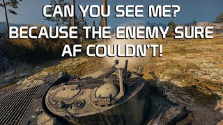 Can You See Me? Because The Enemy Sure Af Couldn't! The TOG On The Other Hand...  RIP