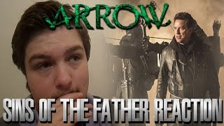Arrow Season 4 Episode 13: Sins of the Father Reaction
