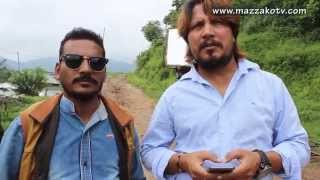 Woda Number 6 Making Video (Part 2) || चलचित्र वडा नम्बर ६ || Mazzako TV