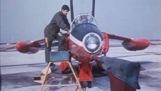 RAF Phantom Pilot training - from (c) 1973